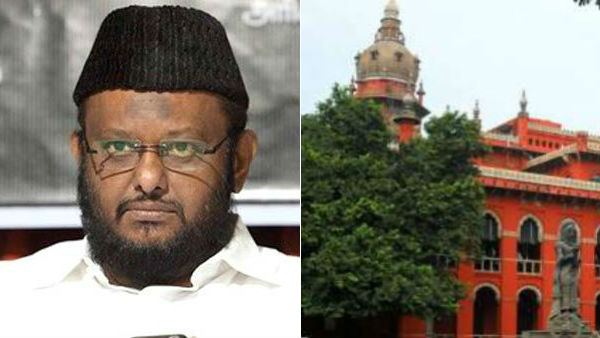 Chennai HC rejects plea of Jawahirullah demands to fix amount for corona treatment