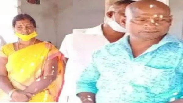 father arrested for 13 year old daughter murder case near pudukkottai