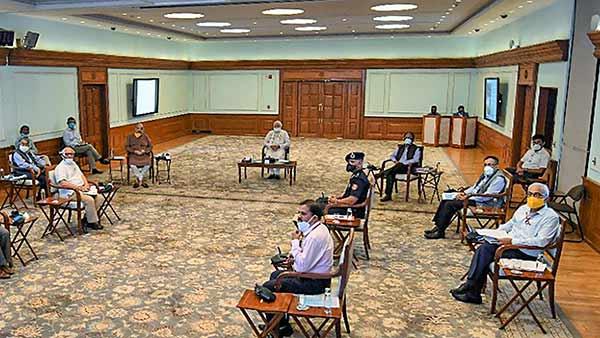 இந்தியா- சீனா எல்லை பிரச்சினை.. 19ம் தேதி அனைத்து கட்சி கூட்டம்.. பிரதமர் மோடி முக்கிய அழைப்பு
