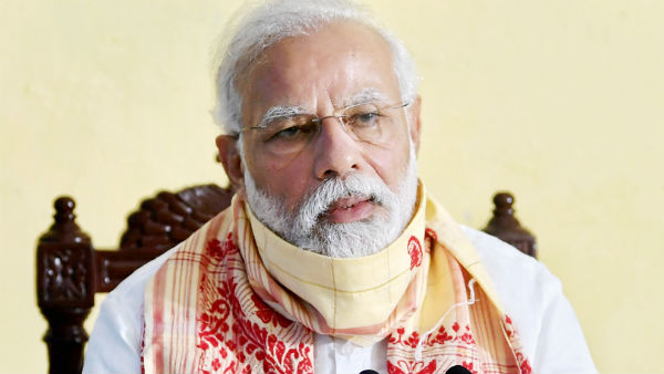 Coronavirus is invisible and Doctors are inevitable says PM Modi