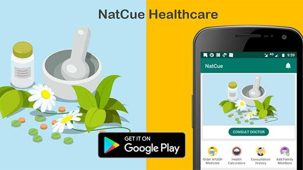 சித்தா, ஆயுர்வேதம், ஹோமியோபதி.. முழுமையான இயற்கை மருத்துவத்திற்கு உதவும் NatCue App!