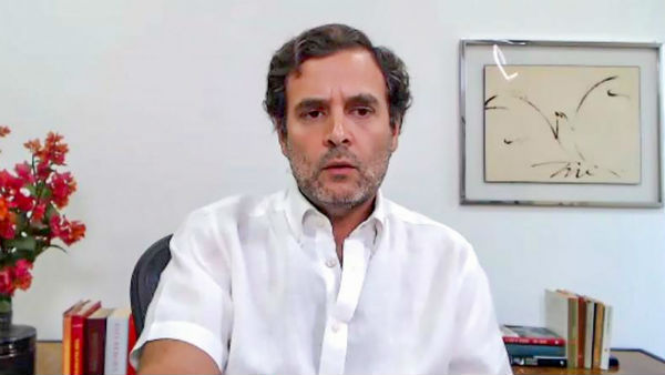 Why is the PM hiding? How dare China kill our soldiers and take our land?: Rahul Gandhi