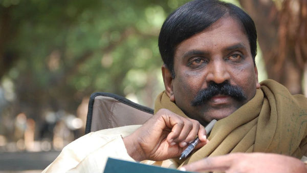 Veteran Lyricist Vairamuthu to speak on Kannadasan in Tamil Aatrupadai