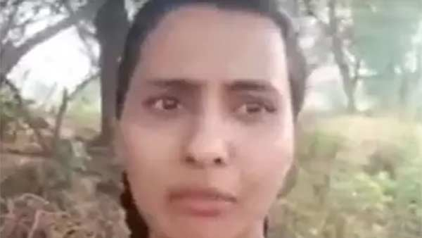 young girl protests against marriage over no toilet, video goes viral