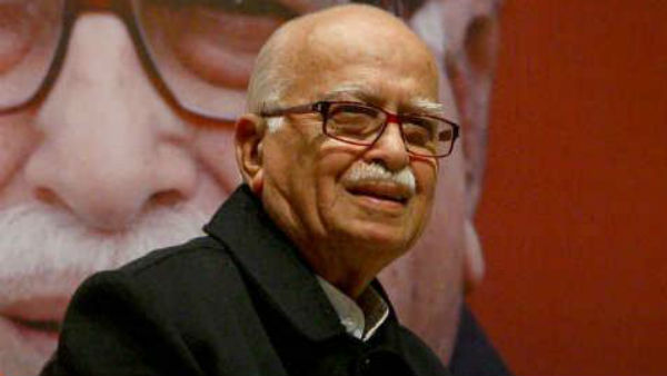 Babri Masjid demolition case: Advani to appear before special CBI court today