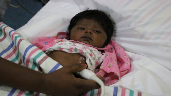 Need Fund for 15 days old baby open Heart surgery