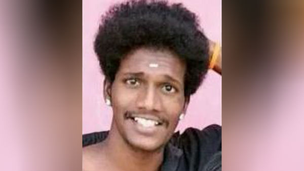 22 year old college student murdered in chennai
