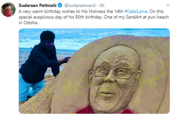 Dalai Lamas 85th birthday; all eyes on PM Modis Twitter