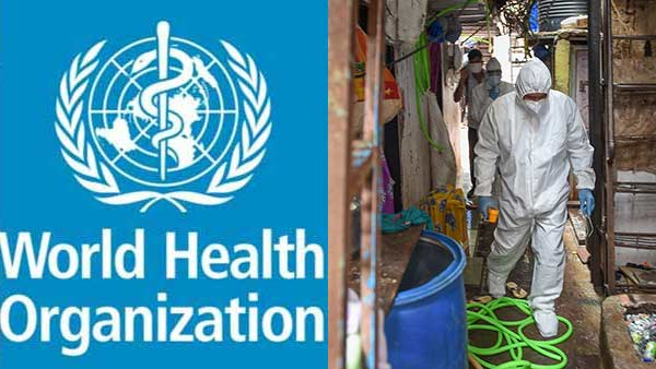 WHO Chief Tedros Adhanom Ghebreyesus chief praises Dharavi for controlling the coronavirus containment
