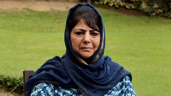 JK: Mehbooba Muftis Detention under Public Safety Act Extended by 3 Months