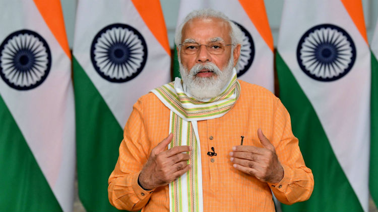 Take pledge to free India from Coronavirus this Independence Day, says PM Modi
