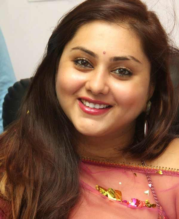 actress namitha says, bjp gave surprise to me