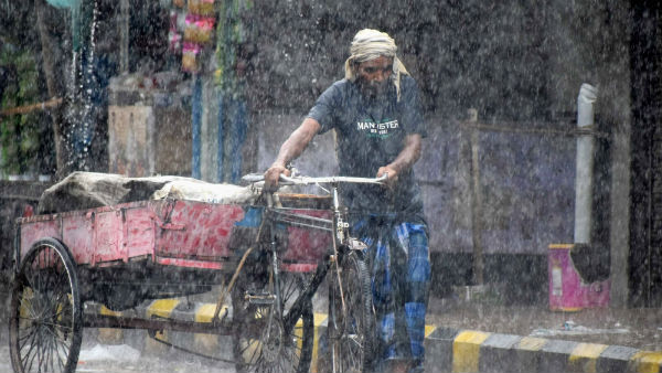 Chennai Meteorological department 4 districts will get heavy rainfall