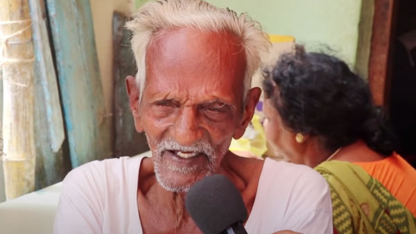 The famous 10 rupees meal Ramu Thatha has died in Madurai today