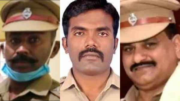 5 Policemen were appeared in Madurai court