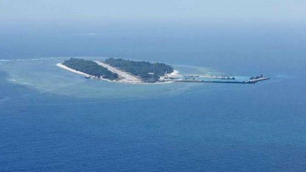 China claims 1,000 years sovereignty over South China Sea