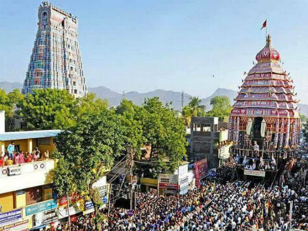 Adippuram festival: Srivilliputhur Andal Temple workers write to TamilNadu government