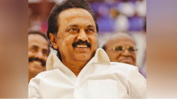 MK Stalin thanks to Puducherry CM Narayanasamy