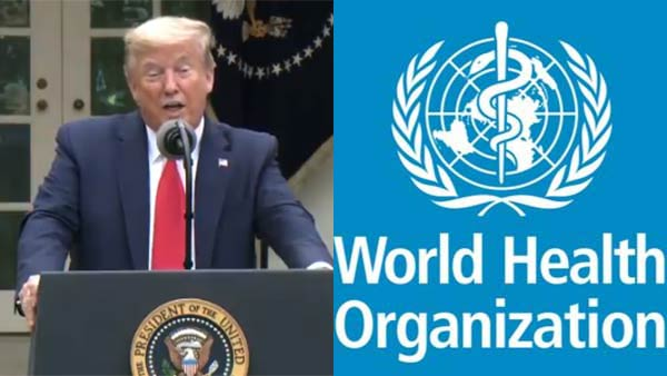 US formally withdraws from WHO