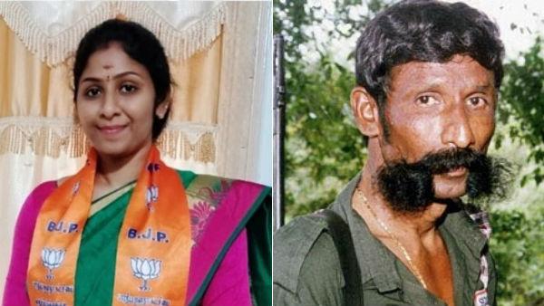 Exclusive: பாமக மேல எனக்கு கோபமா?.. வீரப்பன் மகள் வித்யா பரபரப்பு பேட்டி!