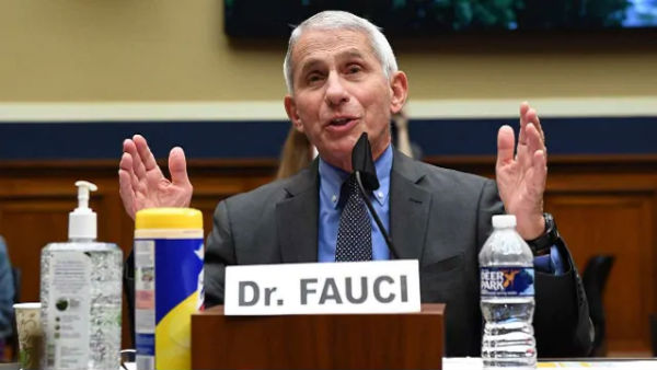 Corona Vaccine is not mandatory in America says Health expert Anthony Fauci