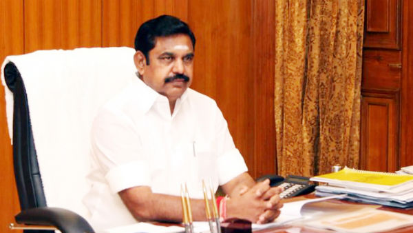 Tamil Nadu Chief Minister seeks Rs 9000 crore COVID-19 grant from Central