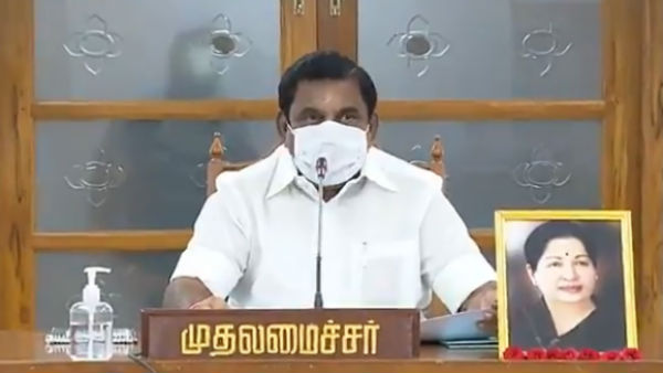 Edappadi Palanisamy says about anti Coronavirus measures