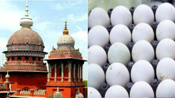 Mid day meal case: Make sure to give nutritious eggs to poor students High Court order to TN