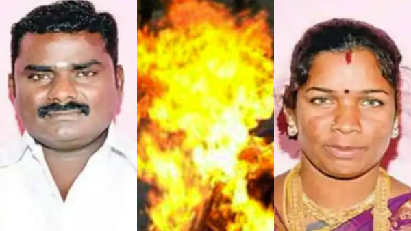 couple committed suicide due to family issue near madurai