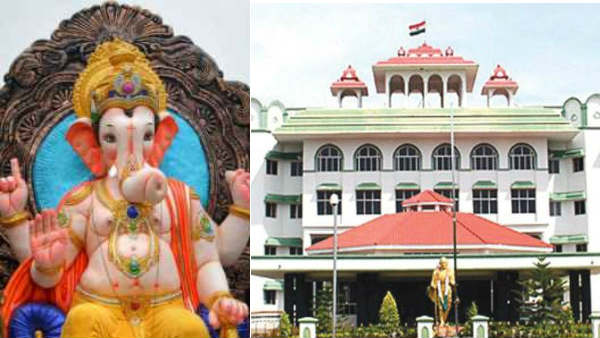 Ganesh Chaturthi: Madurai high Court bench not giving permission