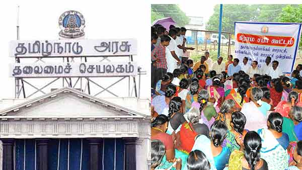 Grama Sabha meet on Independence day canceled due to COVID 19 surge in TN