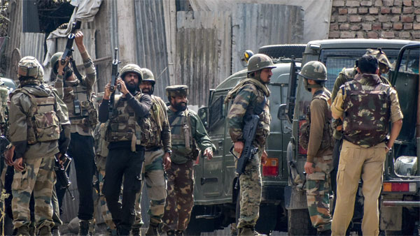 10,000 Paramilitary Force Personnel will be withdraw from Jammu and Kashmir