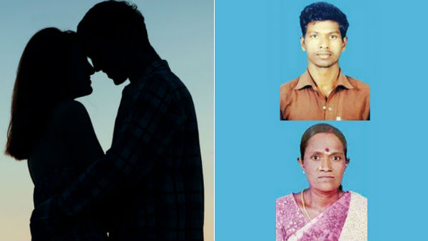 son and mother committed suicide near trichy