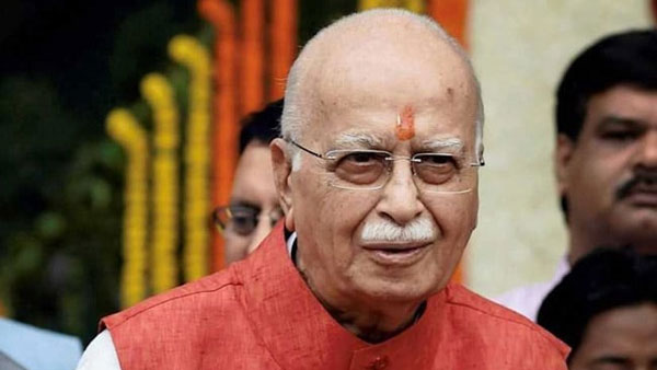 it is a historic and emotional day for him and for all Indians : LK Advani on Ram temple