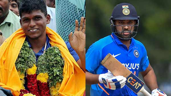Rohit Sharma, Mariyappan Thangavelu recommends for the Rajiv Gandhi Khel Ratna Award