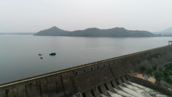 Mettur dam on the 87th year and its water level today
