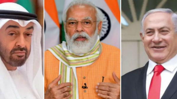 இஸ்ரேல் - அமீரகம் டீலிங்.. இந்தியாவிற்கு இப்படி ஒரு நல்ல வாய்ப்பு அமையாது.. இனி புகுந்து விளையாடலாம்