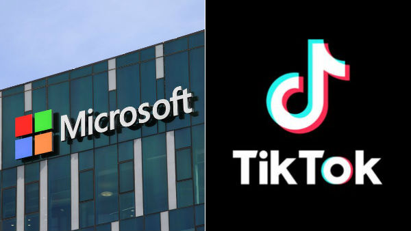 Microsoft may buy Tik Tok app in America the deal is going on