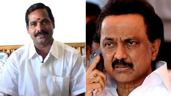 Former AIADMK MP says Stalin has no chance as chief minister