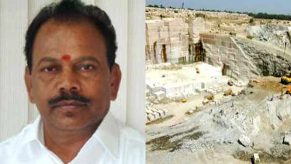 Madurai granite scam case: Madurai Bench of the Madras High Court quashed the release order PR Palanisamy
