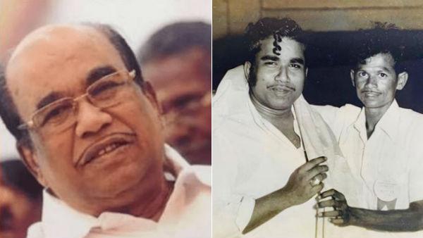 வக்கீல் தொழிலுக்காக கம்பம் டூ சென்னை... ரகுமான் கானின் ஆதி முதல் அந்தம் வரை...!