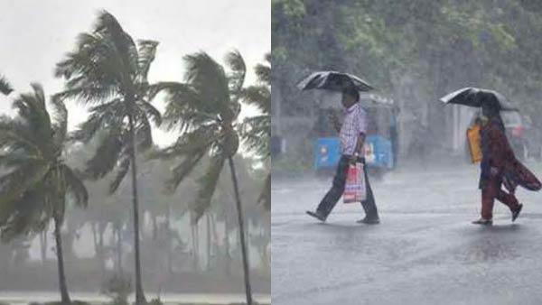 மீண்டும் ஜில் ஜில்.. கூல் கூல்.. சென்னை, திருவண்ணாமலை உள்பட 5 மாவட்டங்களில் மழைக்கு வாய்ப்பு