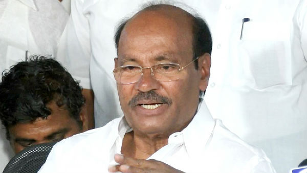PMK S Ramadoss insists center to cancel or postpone the NEET and JEE exams