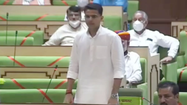 Sachin Pilot assembly seat changed and says that bravest soldiers sent to border
