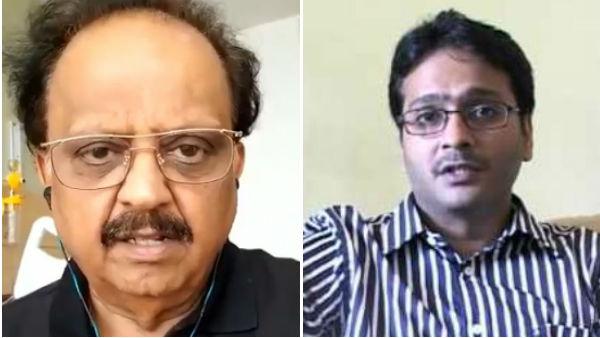 SP Balasubramaniams Condition Stable, Says Son SPB Saran