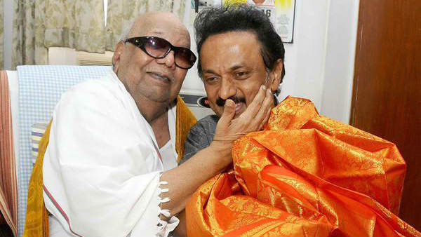 DMK to the throne for the sixth time - Stalins vow at the Karunanidhi memorial