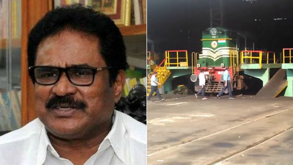 Priority is given to Northerners in work at Trichy Ponmalai Railway Workshop: thirunavukarasar condemned