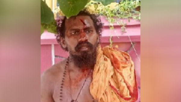 Thiruvannamalai Sadhu arrested for rape attempt