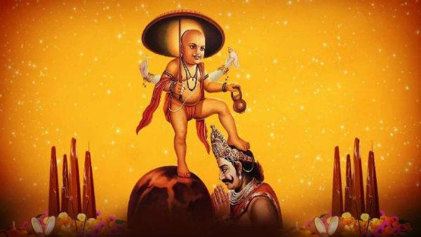 ஓணம் பண்டிகை : மூவுலகத்தையும் மூன்றடியில் அளந்த உலகளந்த பெருமாள் - வாமன அவதாரம்