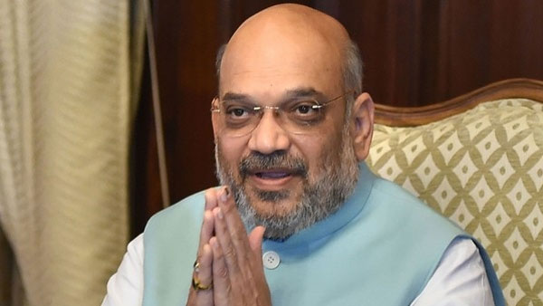 Union minister Amit Shah discharged from the AIMMS hospital